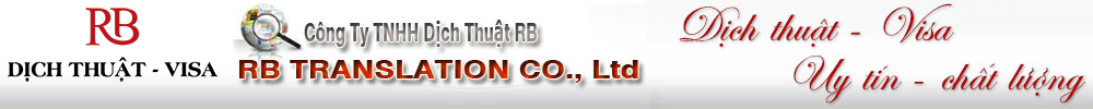 Công ty Dịch thuật - Phiên dịch chuyên nghiệp